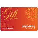 Pepperfry Gift Card