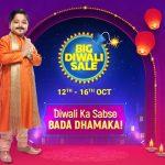 Flipkart Big Diwali Sale 2019