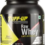 Tuff Up Raw Whey Protein Concentrate 80%