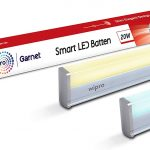 Wipro Next 20W Smart LED Batten (Compatible with Amazon Alexa & Google Assistant)